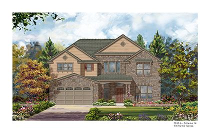 Canyon Lakes West Estates by KB Home in Houston Texas
