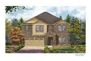Forest Landing 2812 - Willow Springs - Forest Landing: Houston, TX - KB Home