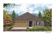 Plan 2130 Modeled - Tuscan Lakes: Dickinson, TX - KB Home