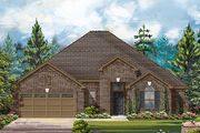 Plan 2625 Modeled - Wedgewood Falls Estates: Conroe, TX - KB Home