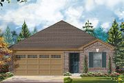 Plan 1631 - Tuscan Lakes: Dickinson, TX - KB Home