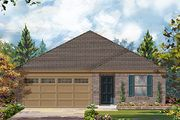Plan 1889 - Tuscan Lakes: Dickinson, TX - KB Home