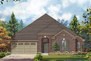 Plan 2858 - Wedgewood Falls Estates: Conroe, TX - KB Home