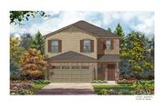 Plan 1779 - Remington Ranch Villas: Houston, TX - KB Home