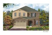 Plan 2961 - Remington Ranch Villas: Houston, TX - KB Home