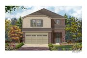 Plan 2646 Modeled - Remington Ranch Villas: Houston, TX - KB Home