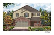 Plan 2526 - Remington Ranch Villas: Houston, TX - KB Home