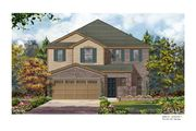 Plan 2844 - Remington Ranch Villas: Houston, TX - KB Home