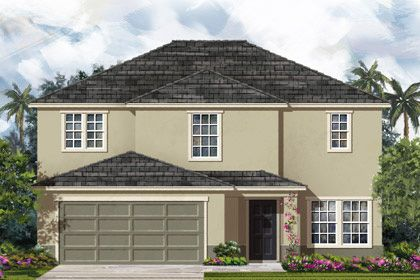 Pine Ridge by KB Home in Jacksonville-St. Augustine Florida
