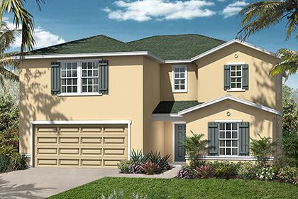 Whitmore Oaks by KB Home in Jacksonville-St. Augustine Florida