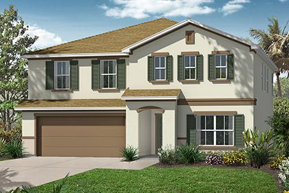 Abby Glen by KB Home in Jacksonville-St. Augustine Florida