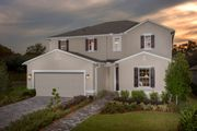 homes in Abby Glen by KB Home