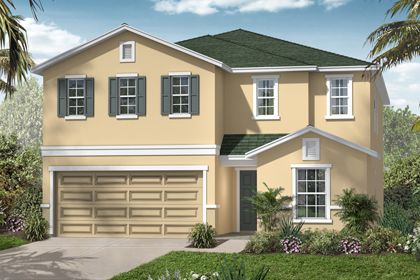 Hillcrest Bluff by KB Home in Jacksonville-St. Augustine Florida