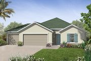 Plan 2004 - Whitmore Oaks: Jacksonville, FL - KB Home