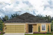 Plan 1865 - Pine Ridge: Middleburg, FL - KB Home