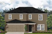 Plan 2410 - Pine Ridge: Middleburg, FL - KB Home