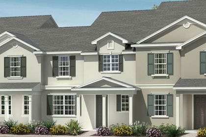 Vineyard Square by KB Home in Orlando Florida