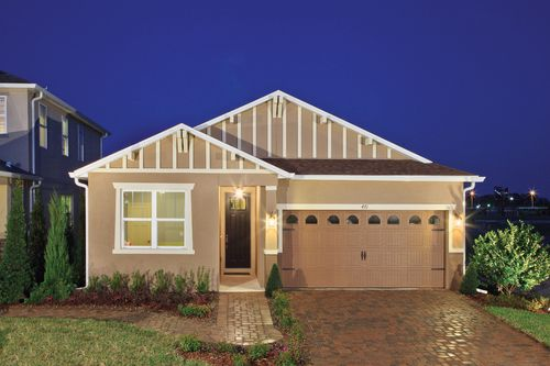 Enclave at Tapestry by KB Home in Orlando Florida