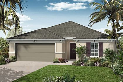 Etowah by KB Home in Orlando Florida