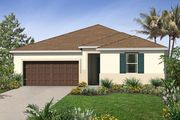 Plan 2127 - Mabel Bridge: Orlando, FL - KB Home