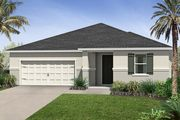 Plan 2274 Modeled - Mabel Bridge: Orlando, FL - KB Home