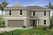Plan 2550 - Sawgrass Plantation II: Orlando, FL - KB Home