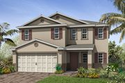 Plan 2448 - Silverleaf: Sanford, FL - KB Home