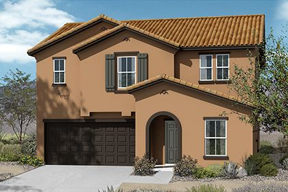 Main Street Casitas by KB Home in Phoenix-Mesa Arizona