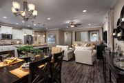 homes in Cliffrose at Desert Passage by KB Home