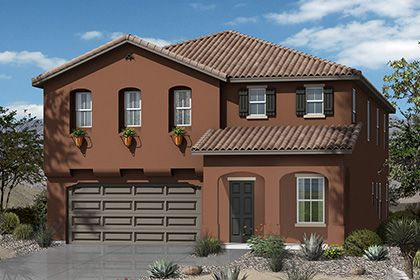 house for sale in Cliffrose at Desert Passage by KB Home