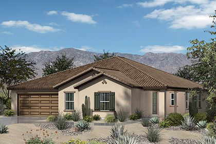 house for sale in Watercress at Desert Passage by KB Home