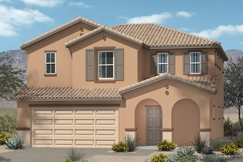 "Fire Rock Ranch ""The Villas"" by KB Home in Phoenix-Mesa Arizona"