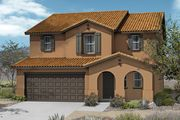 Plan 2568 - Coldwater Ranch: Peoria, AZ - KB Home