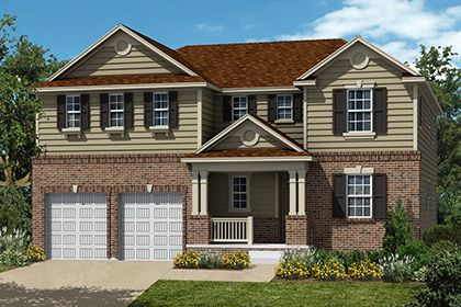 Pine Glen by KB Home in Raleigh-Durham-Chapel Hill North Carolina
