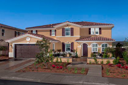 Ironwood at Mahogany Hills by KB Home in Riverside-San Bernardino California