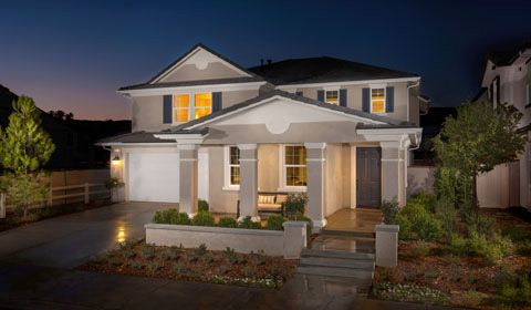 The Pinnacle at Roripaugh Ranch by KB Home in Riverside-San Bernardino California