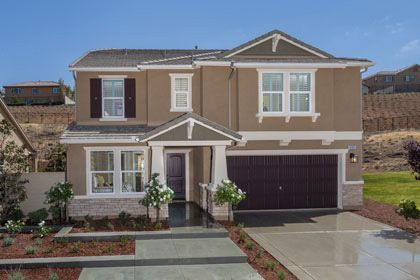 The Terraces at Alberhill Ranch by KB Home in Riverside-San Bernardino California