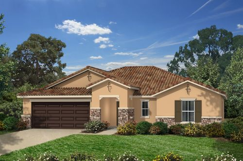 Hawthorne at Mahogany Hills by KB Home in Riverside-San Bernardino California