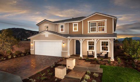 Canton Hills by KB Home in San Diego California