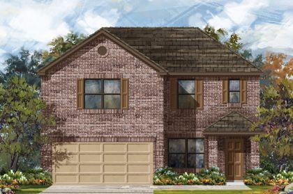 Loma Vista by KB Home in San Antonio Texas