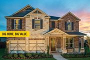 homes in The Oaks at Cobblestone by KB Home