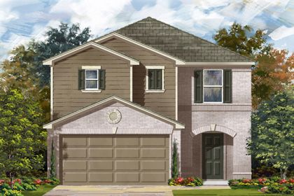 Amber Creek by KB Home in San Antonio Texas
