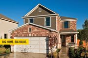 homes in Northeast Crossing- Heritage Collection by KB Home