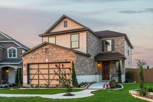 West Village at Creekside - Heritage Collection by KB Home in San Antonio Texas