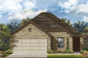 Plan 1694 - Southton Ranch: San Antonio, TX - KB Home