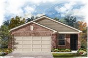 Plan 1353 - Amber Creek: San Antonio, TX - KB Home