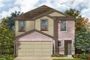 Plan 1601 - Amber Creek: San Antonio, TX - KB Home