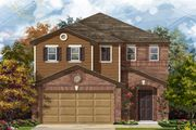 Plan 1771 - Amber Creek: San Antonio, TX - KB Home