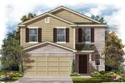 Plan 2239 - Southton Ranch: San Antonio, TX - KB Home