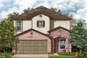 Plan 2408 - Southton Ranch: San Antonio, TX - KB Home